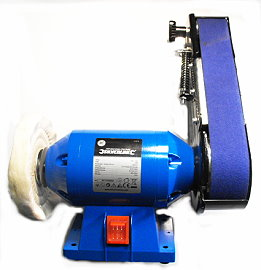 Bench Polisher & Belt Polisher
