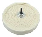 Loose Leaf Cotton Buffing Wheel