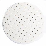 Perforated Rayon Polishing Pad